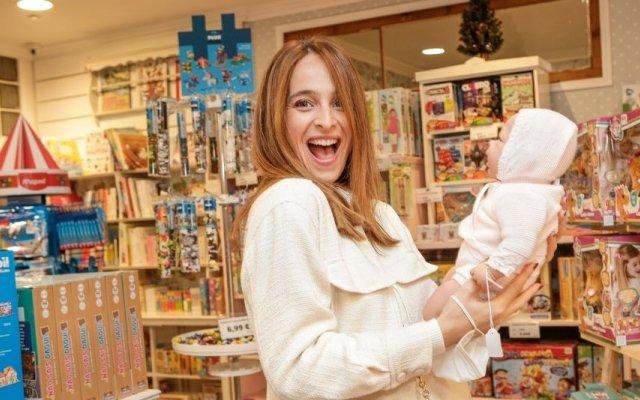 Sara Prata fala sobre a experiência da maternidade