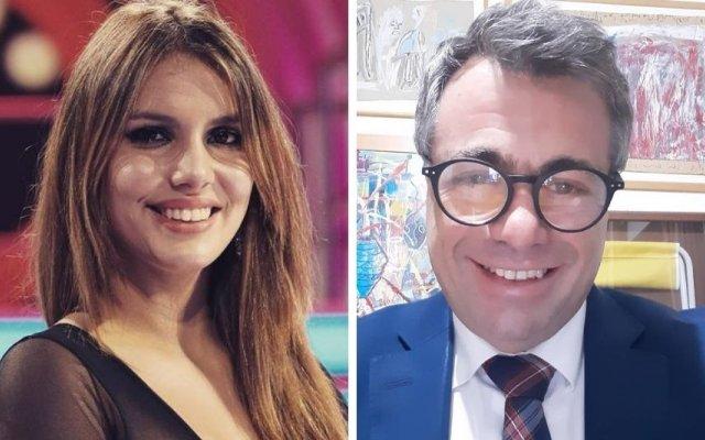 Carina e Quintino Aires não se entendem