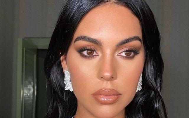 Georgina Rodriguez mostra, mais uma vez, o seu lado sexy