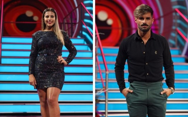 "Joana e Rui Pedro do ""Big Brother"""