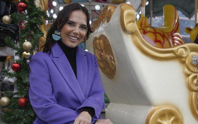 Iva Domingues vai passar o Natal dem a filha