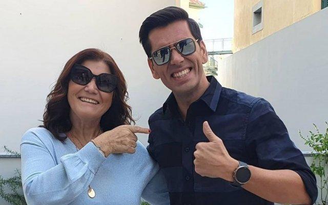 Dolores Aveiro e Pedro Fernandes