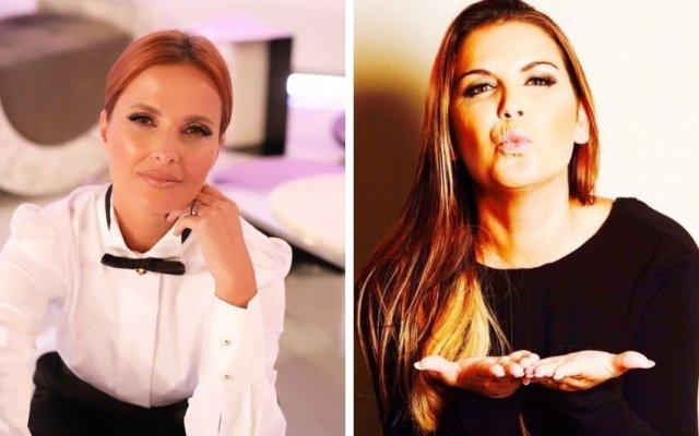 Cristina Ferreira e Kátia Aveiro