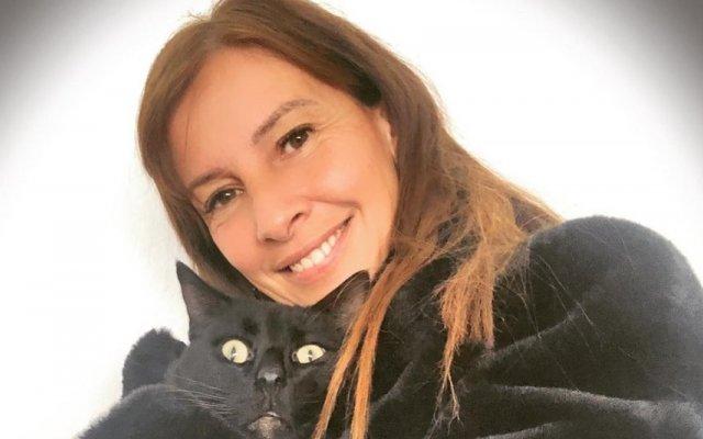 Ana Galvão está infetada com covid-19