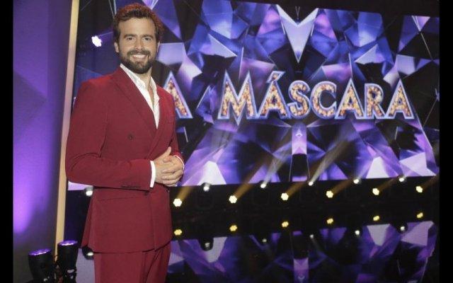 """""""A Máscara"""" estreia a 1 de janeiro de 2021"""