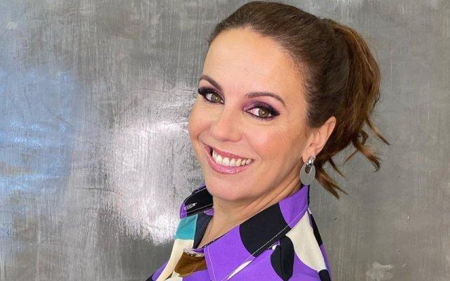 Tânia Ribas de Oliveira está infetada com covid-19