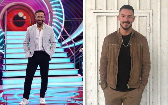 """André Abrantes e Renato do """"Big Brother"""""""
