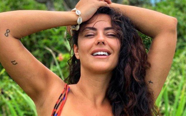 Sofia Ribeiro, TVI, imperfeições, celulite, Brasil, férias