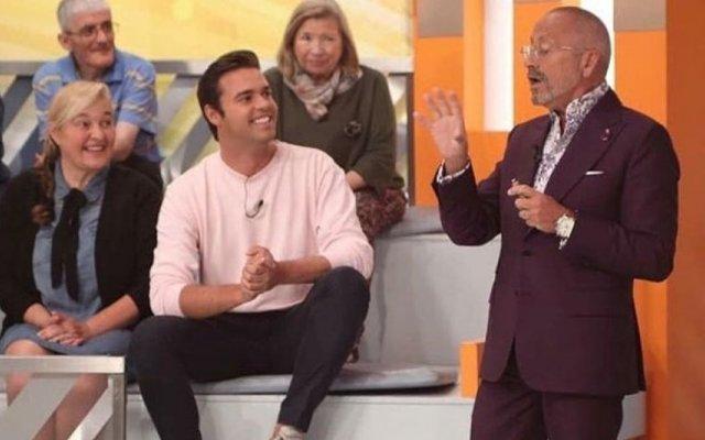 """João Valentim e Manuel Luís Goucha no """"Você na TV!"""""""