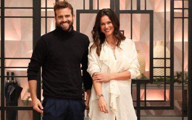 João Manzarra e Cláudia Vieira