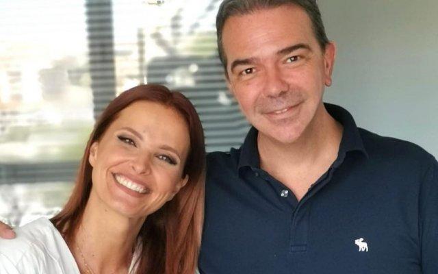 Cristina Ferreira, TVI, relação, Nuno Santos