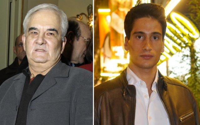 Carlos Castro e Renato Seabra