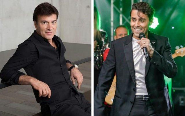 Tony Carreira e Ricardo Pereira