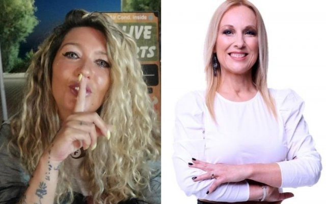 "Maria Leal e Teresa do ""Big Brother - Duplo Impacto"""