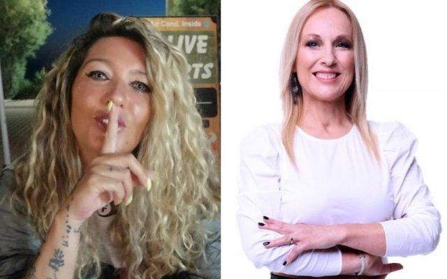 "Maria Leal e Teresa do ""Big Brother - Duplo Impacto"""