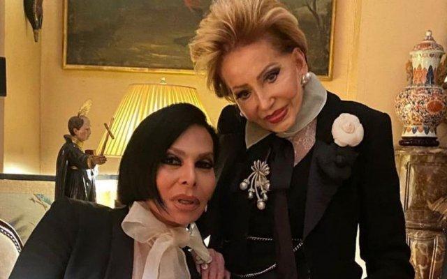 José Castelo Branco revelou que Betty Grafstein está no hospital