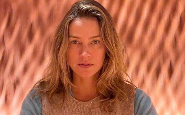 Luana Piovani está a ser alvo de várias críticas por ter participado em programa da SIC