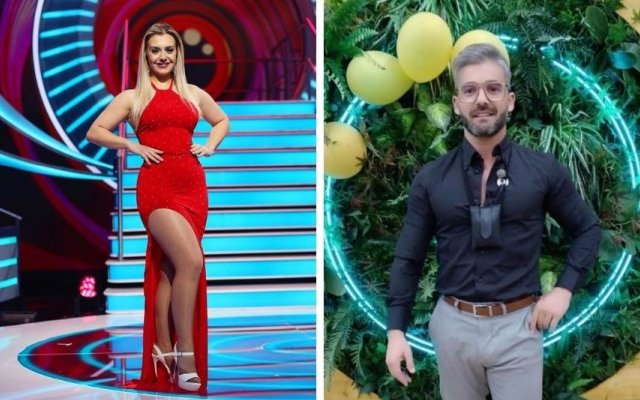"Anuska e Hélder do ""Big Brother"""