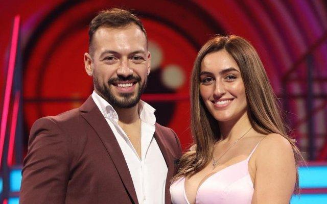 """""""Big Brother - A Revolução"""", TVI, Zena, André Abrantes, namoro, benção das alianças"""