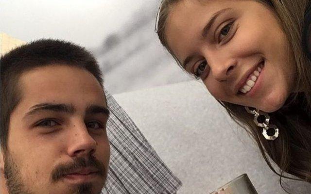 João Direitinho e Sara Carreira