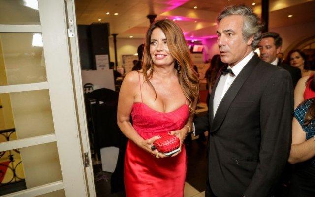Bárbara Guimarães e Carlos Pegado estão separados