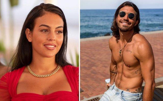 Georgina Rodríguez namorou com concorrente de reality show espanhol