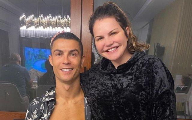 Katia Aveiro assinalou o aniversário de Cristiano Ronaldo nas redes sociais