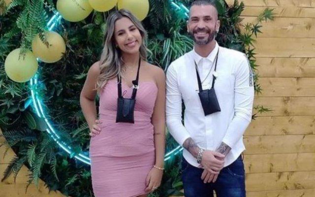 """""""Big Brother"""", Bruno Savate, Joana Albuquerque, beijo, reconciliação, TVI"""