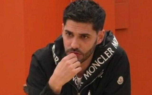 Gonçalo Quinaz afirmou que está impedido de ver um dos filhos