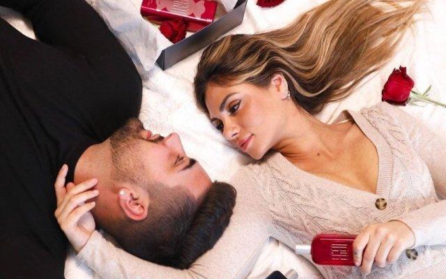 Liliana Filipa conheceu e apaixonou-se por Daniel Gregório há sete anos