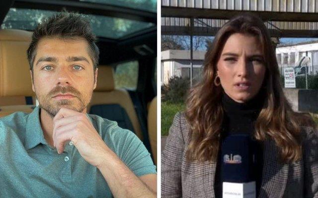 Ex-namorada de Lourenço Ortigão vive romance com jornalista da TVI