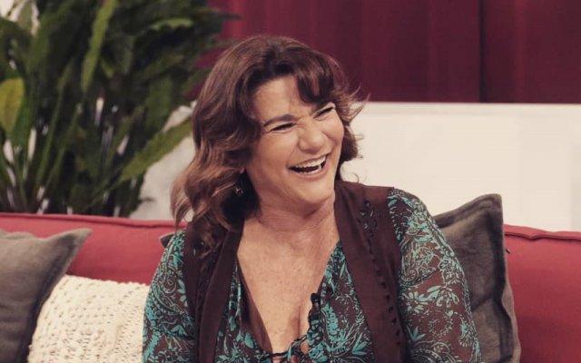 Marina Mota, visual, nova novela, TVI, look, loira