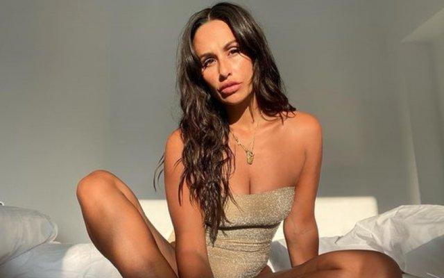 Rita Pereira assume celulite e joelhos gordos e flácidos
