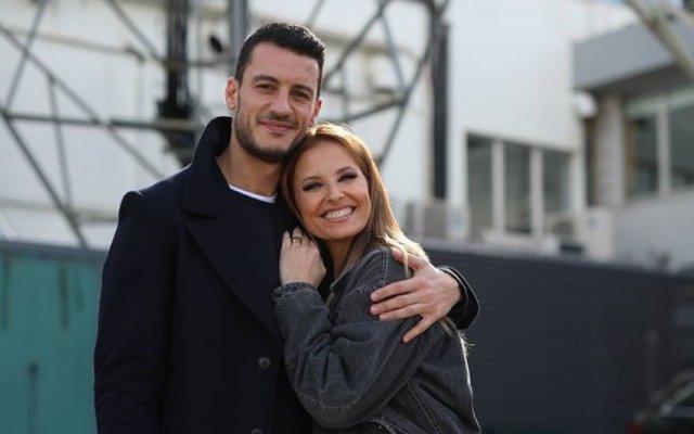 Ruben Rua e Cristina Ferreira aumentaram os rumores de romance entre os dois