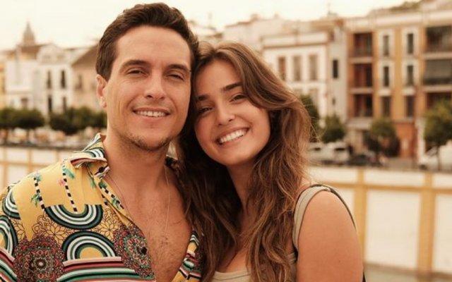 Angie Costa e Miguel Coimbra vão ser pais