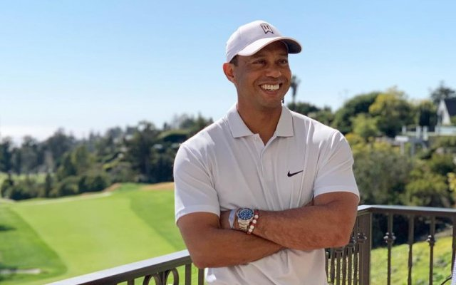 Tiger Woods, acidente de automóvel, golfista