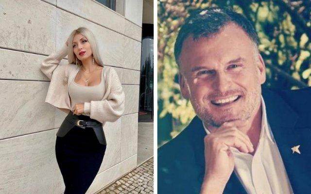 Agnes Arabela namora atualmente com Matthias Schmelz