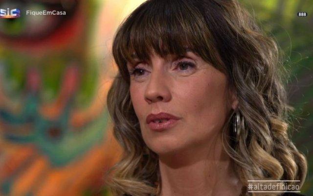 """Xana Abreu, conhecida como Xana Toc Toc, foi entrevistada por Daniel Oliveira no programa """"Alta Definião"""""""
