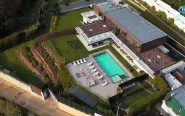 Drone despenha-se junto à casa do Big Brother