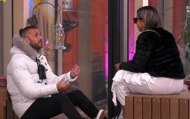 """""""Big Brother"""", TVI, Joana, Bruno Savate, ameaça desistir"""
