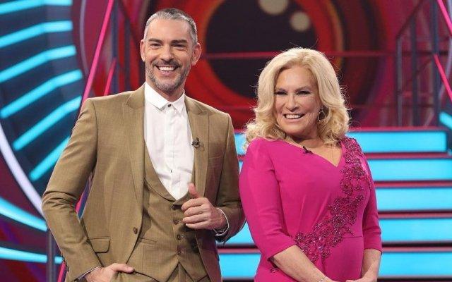 """O final do """"Big Brother"""" apresentado por Teresa Guilherme e Cláudio Ramos"""