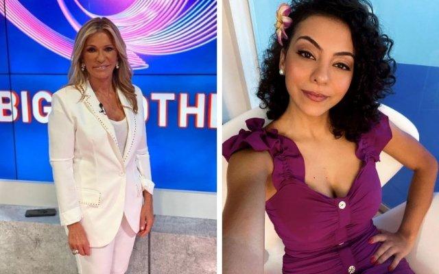 """Cinha Jardim vollta a arrasar Jèssica Fernandes do """"Big Brother"""""""