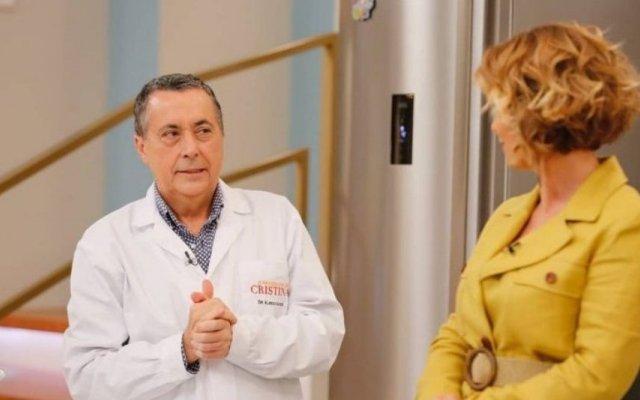 """Almeida Nunes no extinto """"O Programa da Cristina"""""""