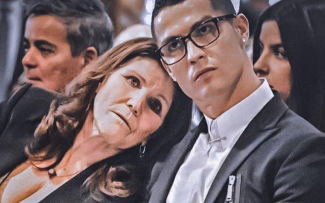 Dolores Aveiro, Cristiano Ronaldo, morte, irmão, luto