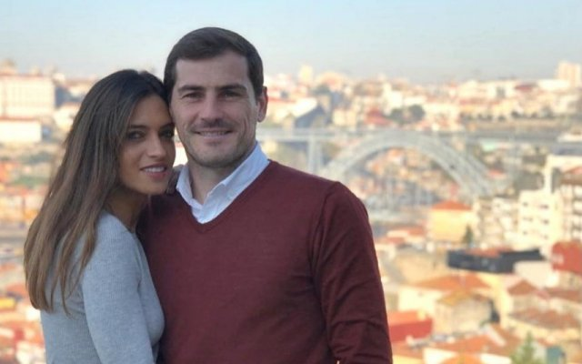 Sara Carbonero, Iker Casillas, separação