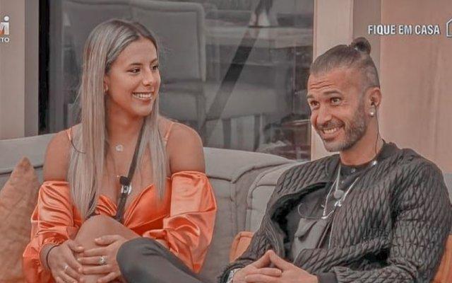 """""""Big Brother"""", TVI, Bruno Savate, Joana"""
