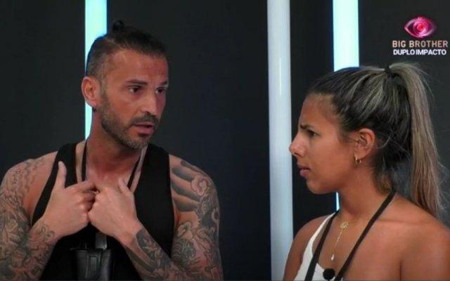 Bruno Savate confronta Joana na Sala de Decisões e não lhe poupa críticas