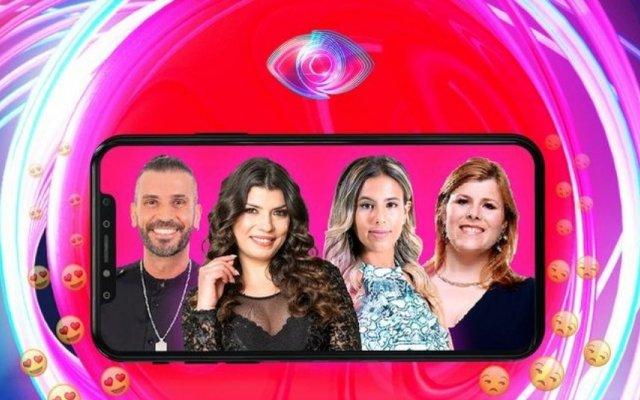 """Bruno Savate, Sofia Sousa, Joana Albuquerque, Noélia Pereira são os finalistas do """"Big Brother - Duplo Impacto"""""""
