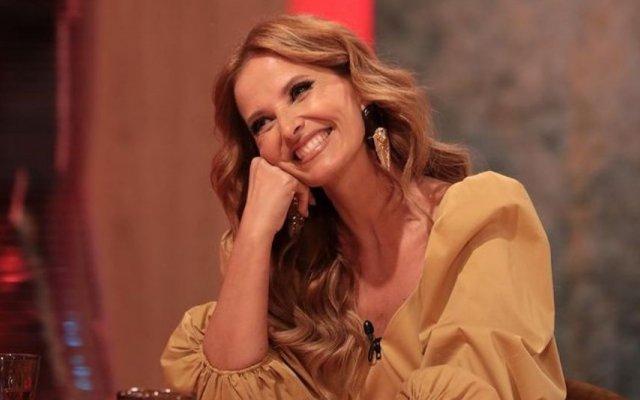 """Cristina Ferreira marcou presença no programa """"Goucha"""" e abordou o processo judicial interposto pela SIC"""