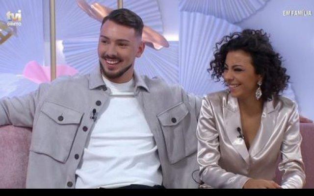 """Jéssica Fernandes e Renato Ribeiro apaixonaram-se no """"Big Brother – A Revolução"""""""